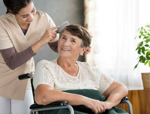 The Duties and Responsibilities of an In-Home Caregiver