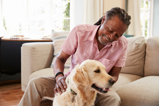 Pets for Seniors? Why It Can Be a Good Idea