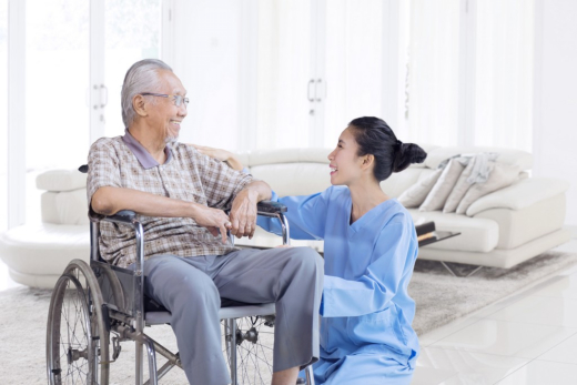 Live-In Care: Accessible Care 24/7